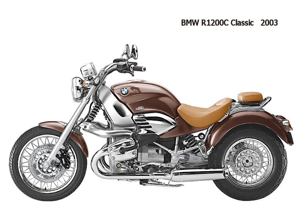 BMW R1200C Independence 2004 #4