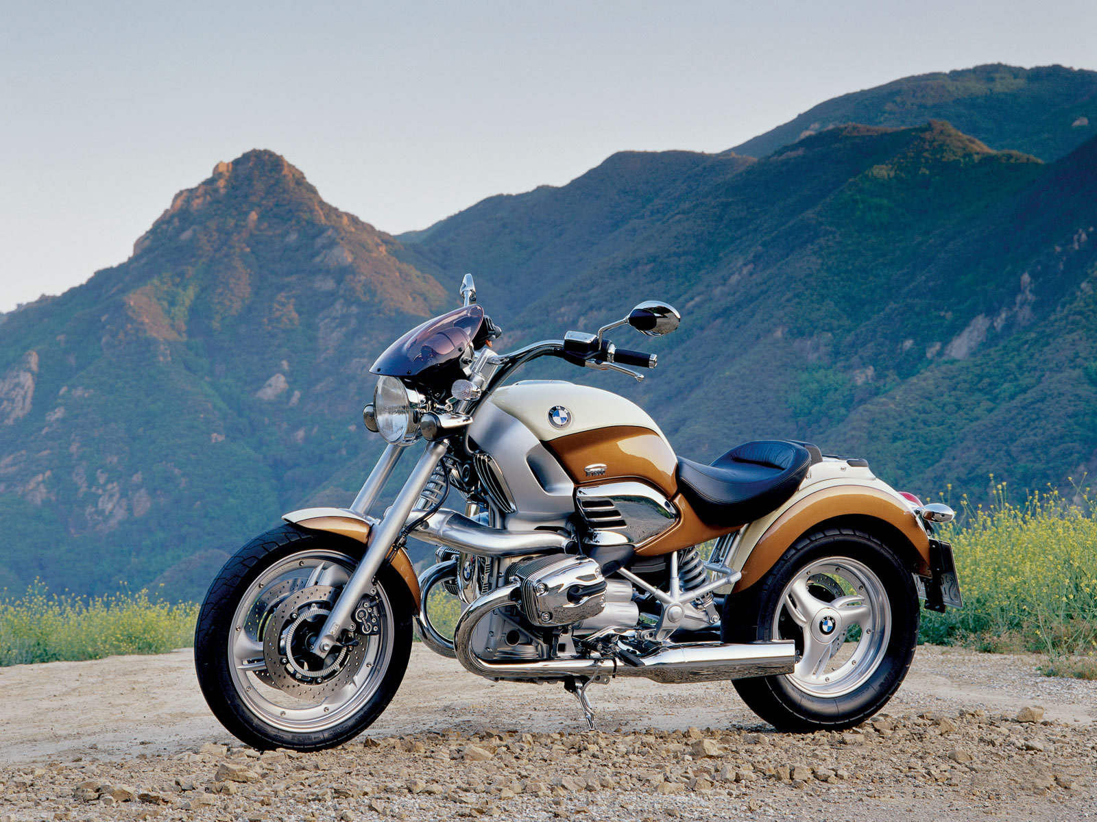 BMW R1200C Independence 2004 #7