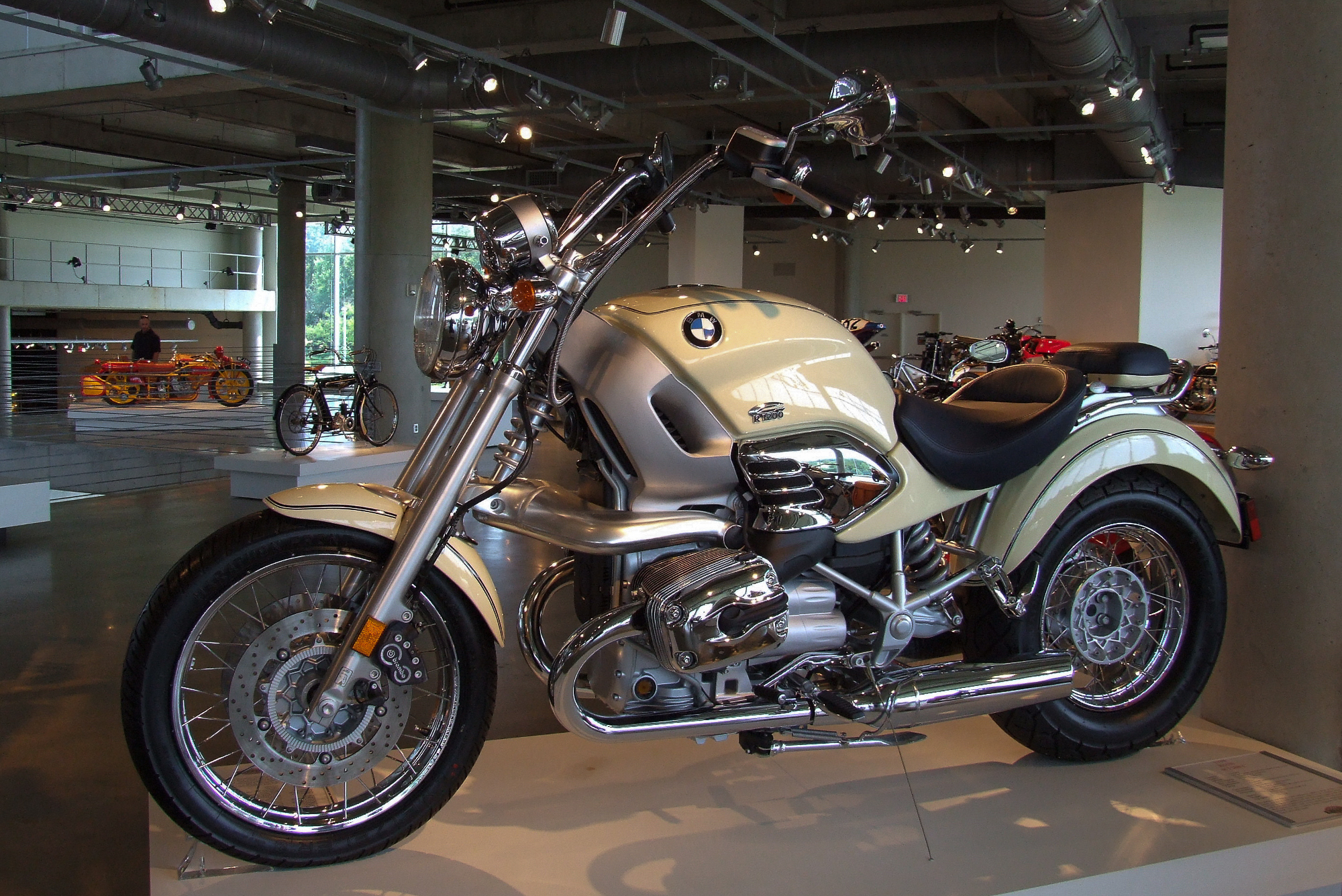BMW R1200C Independence 2005 #13