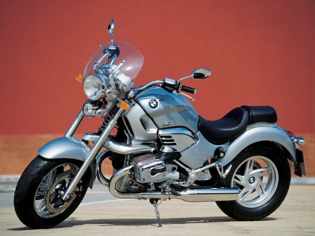 BMW R1200C Independence 2005 #4