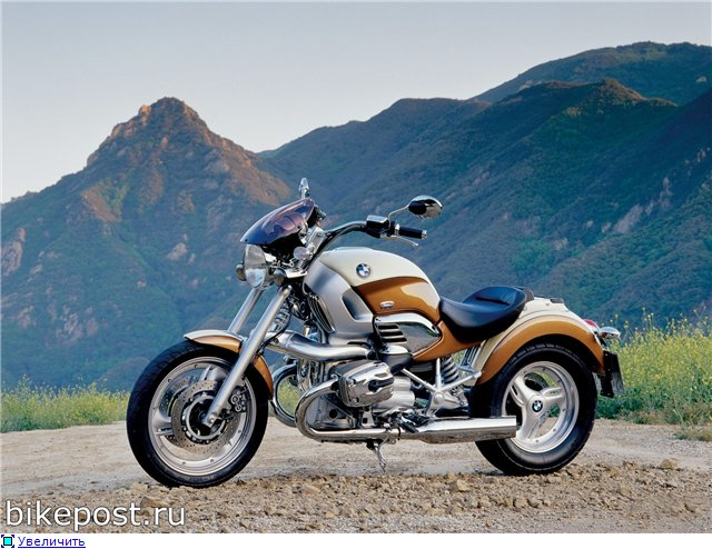 BMW R1200C Independence 2005 #6