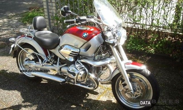 BMW R1200C Independence 2005 #8