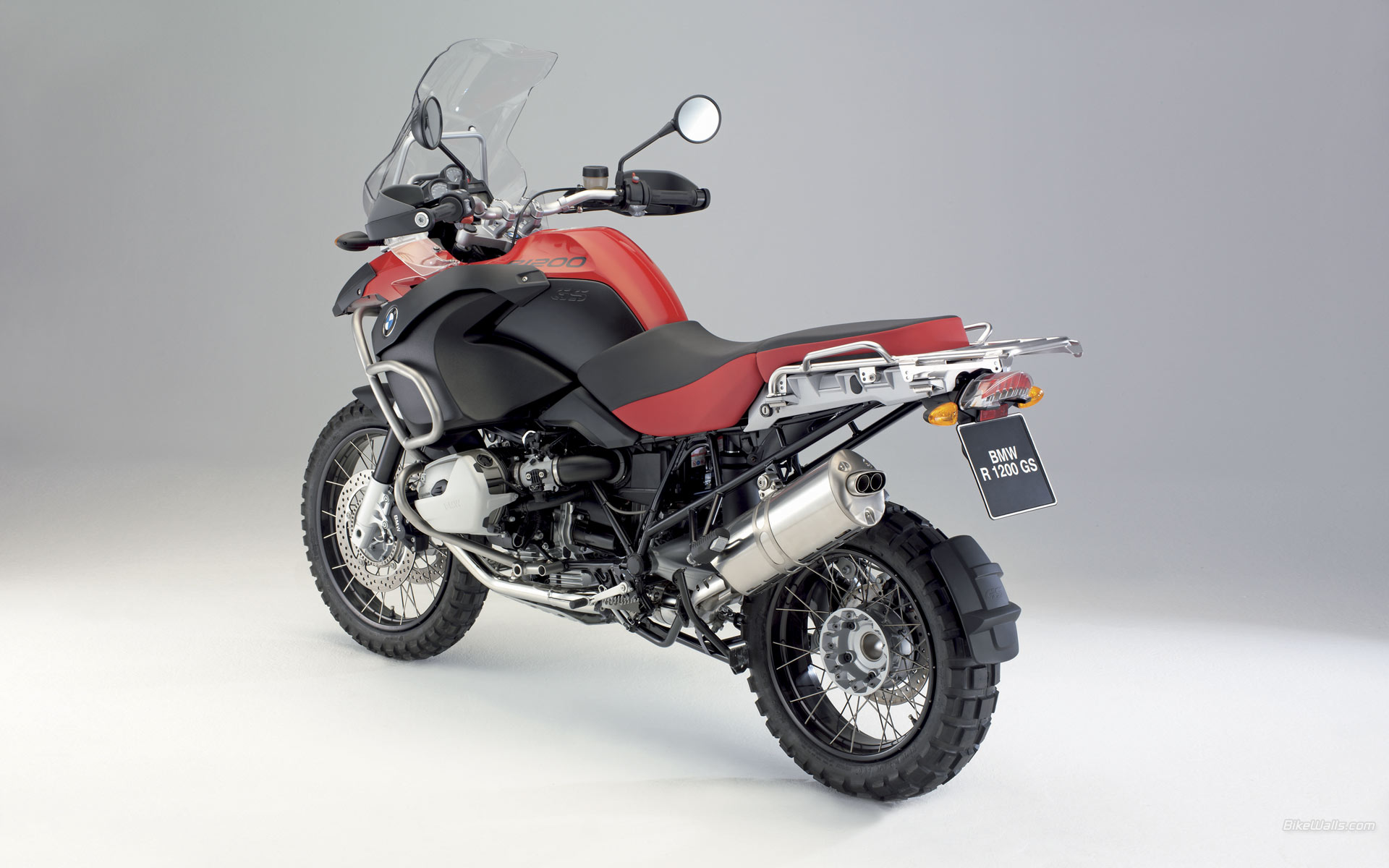 BMW R1200GS Adventure 2008 #12
