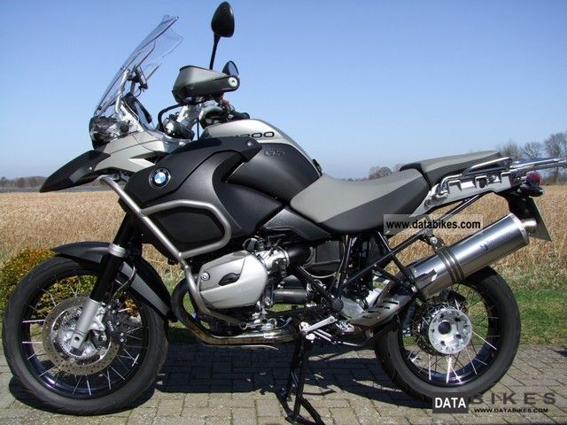 BMW R1200GS Adventure 2008 #13