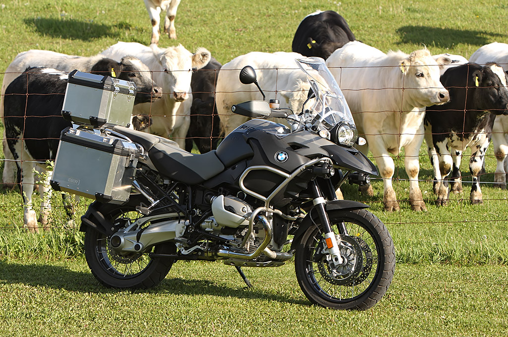 BMW R1200GS Adventure 2008 #14