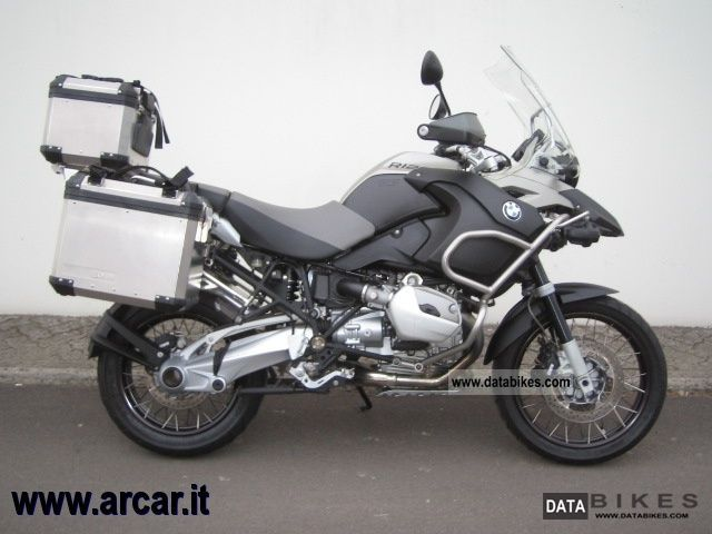 BMW R1200GS Adventure 2008 #2