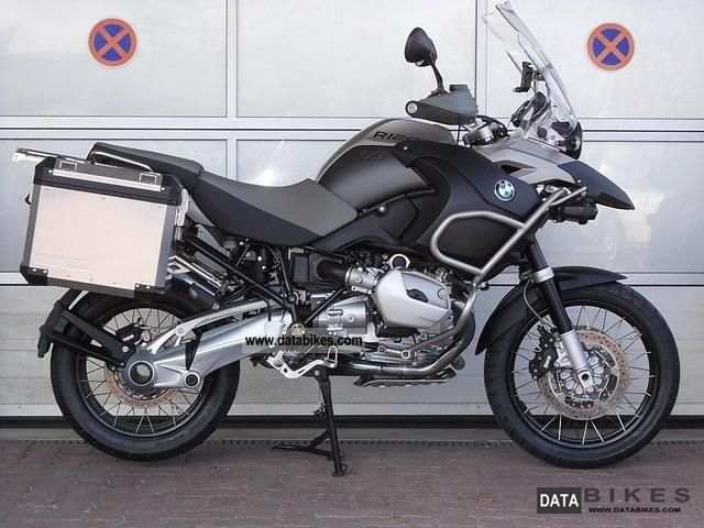 BMW R1200GS Adventure 2008 #4