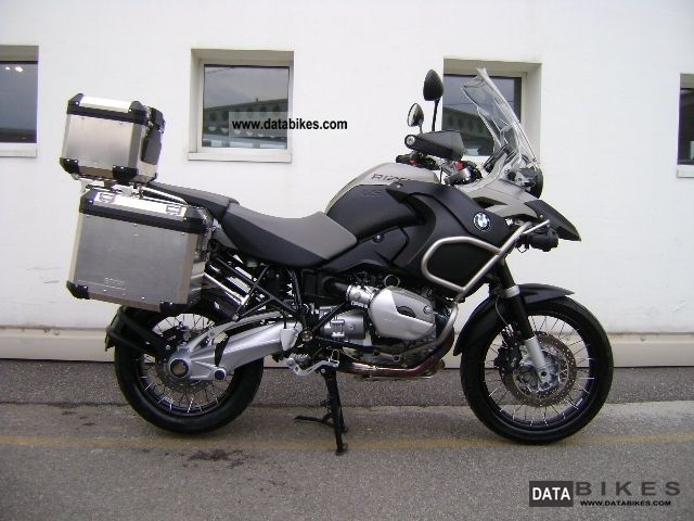 BMW R1200GS Adventure 2008 #5