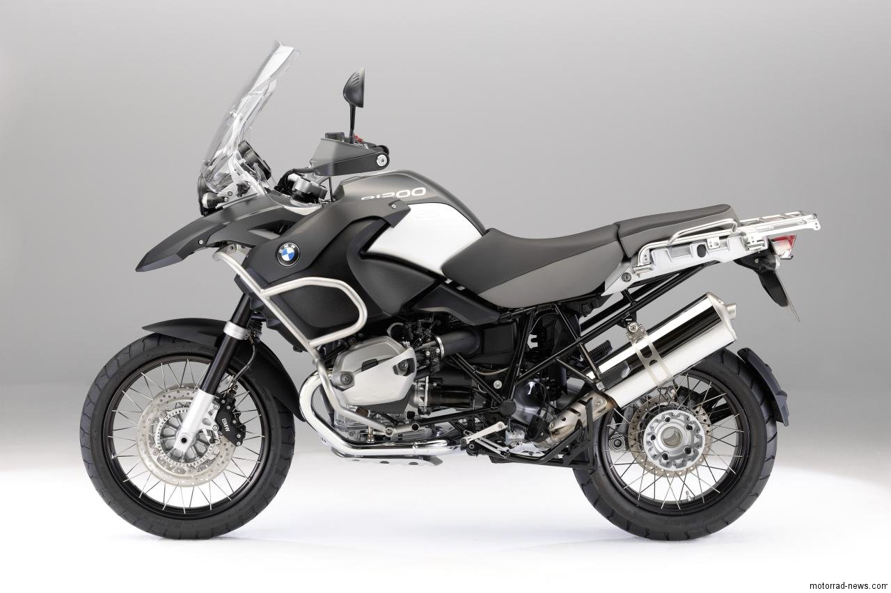 BMW R1200GS Adventure 2008 #7