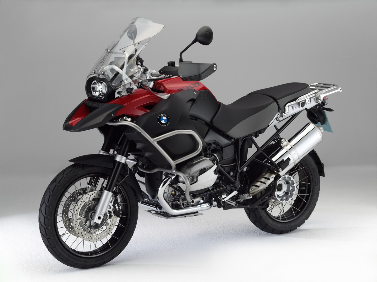 BMW R1200GS Adventure 2012 #1