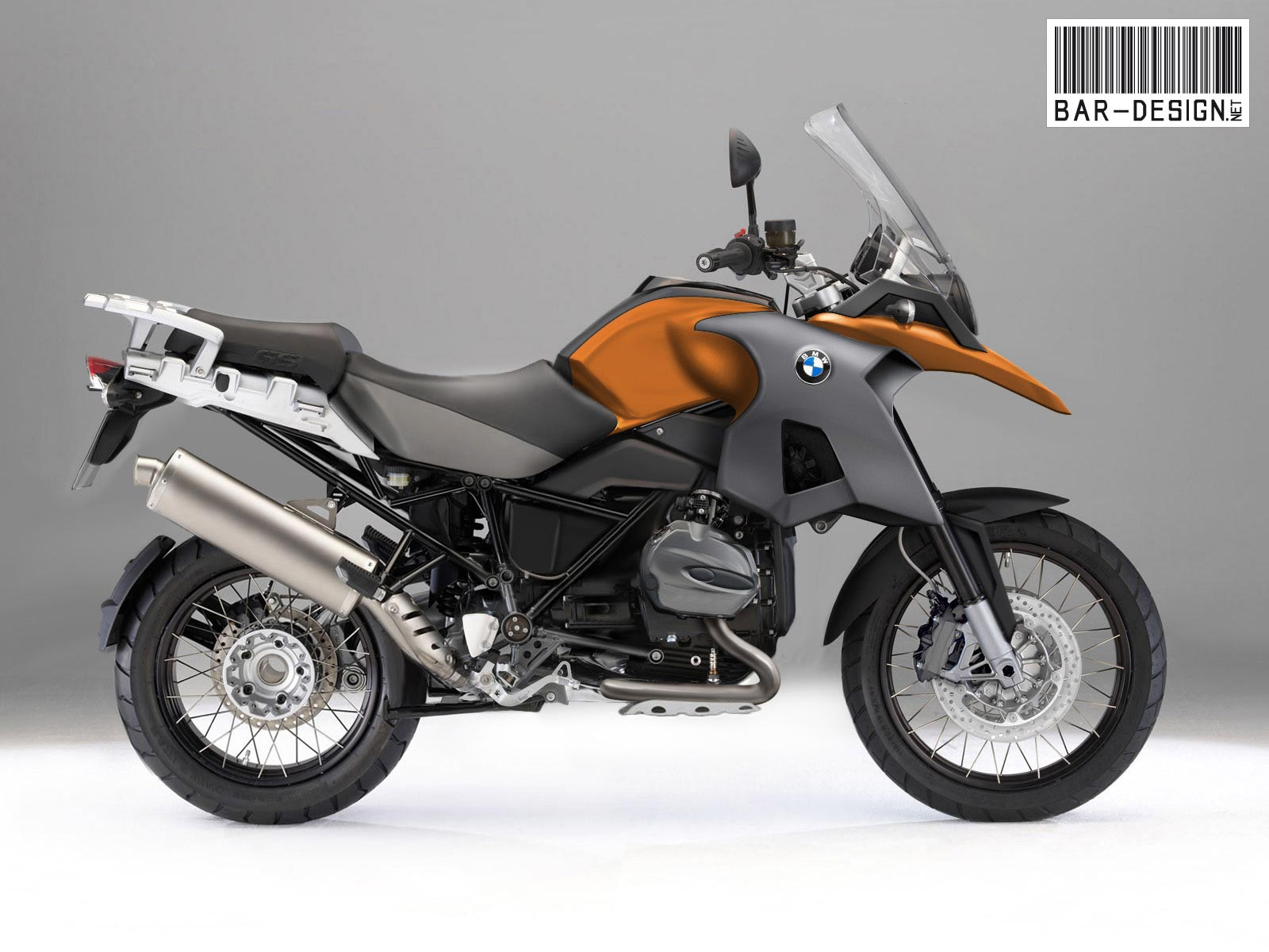 BMW R1200GS Adventure 2012 #10