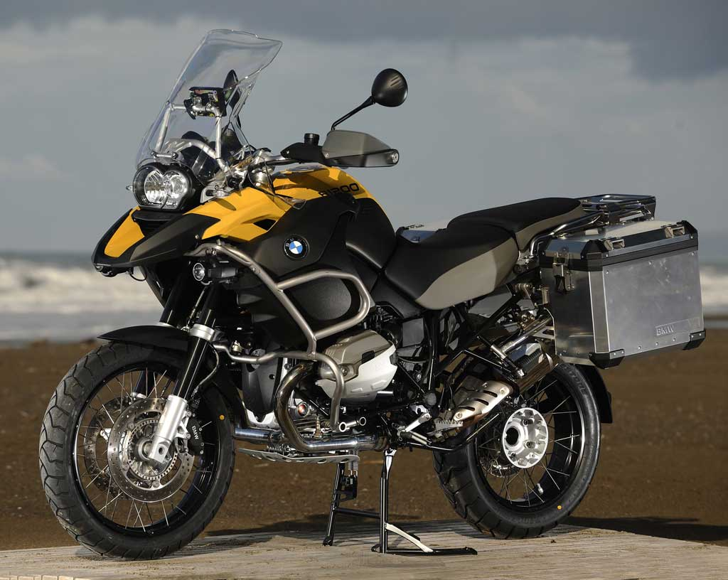 BMW R1200GS Adventure 2012 #11