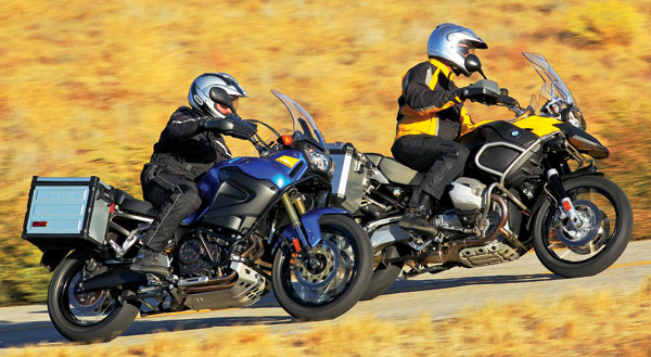 BMW R1200GS Adventure 2012 #12