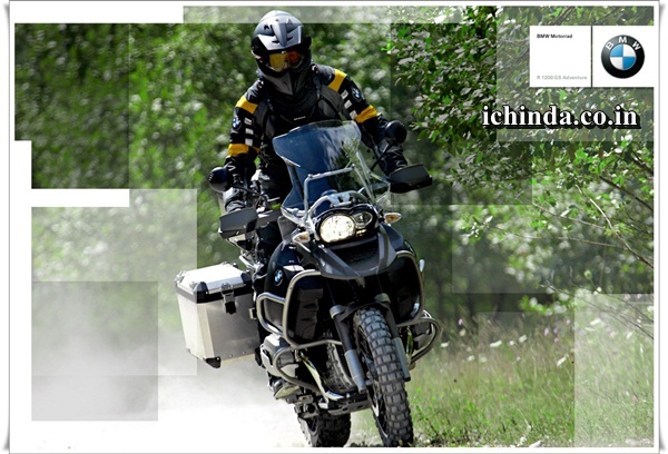 BMW R1200GS Adventure 2012 #8