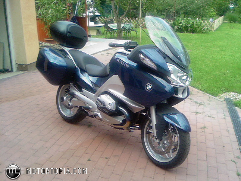 2007 Bmw R1200rt Image 1