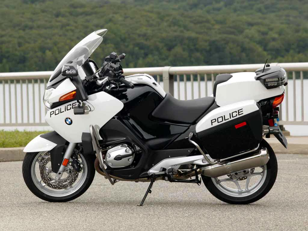 BMW R1200RT Police 2007 #1