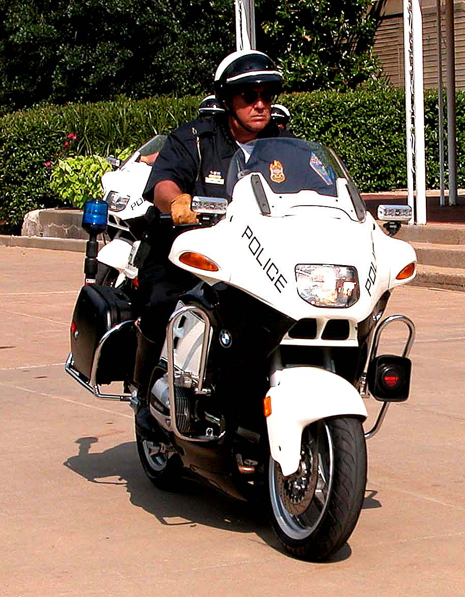 BMW R1200RT Police 2007 #9