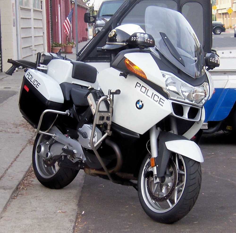 BMW R1200RT Police 2007 #2