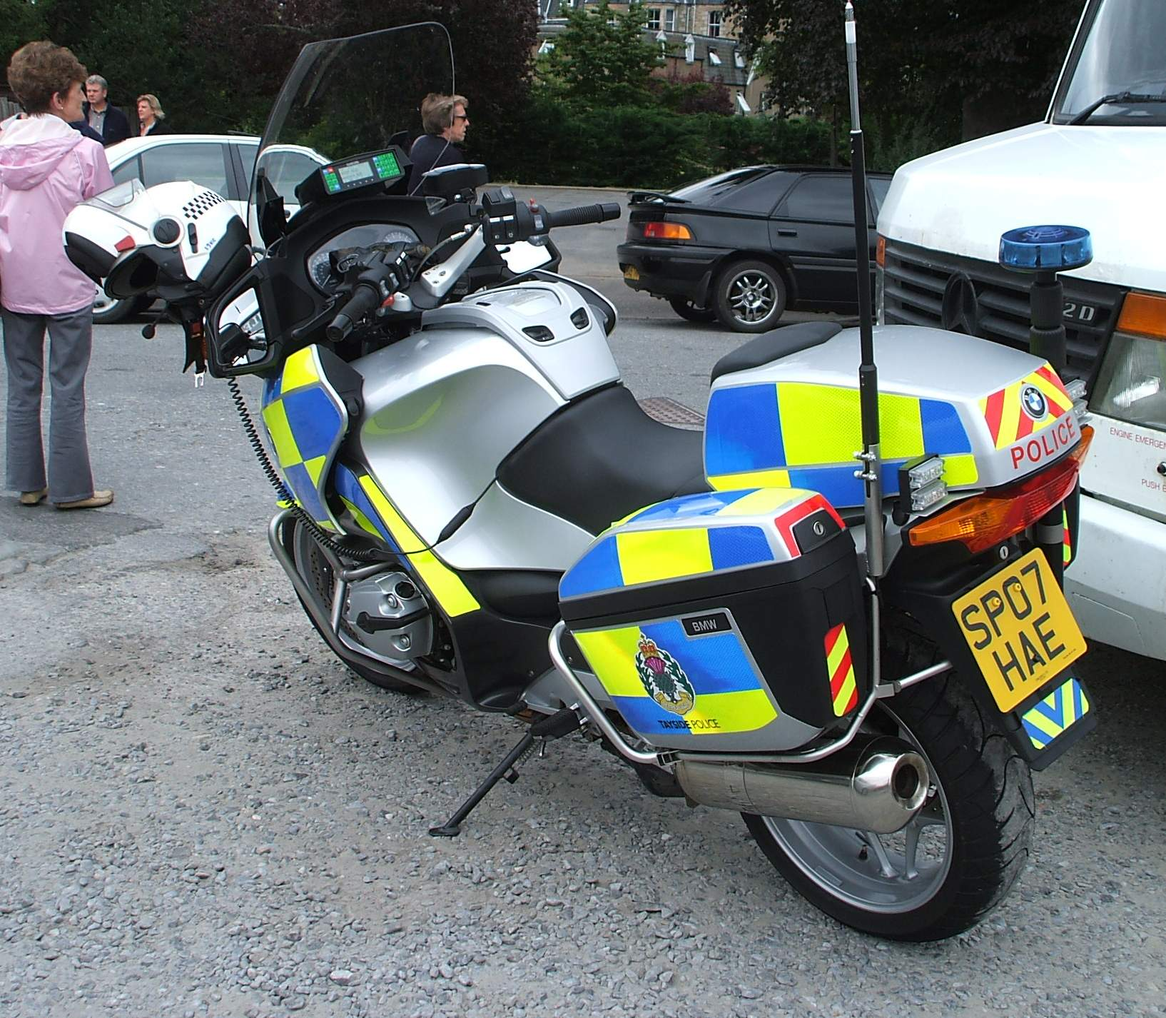 BMW R1200RT Police 2007 #5