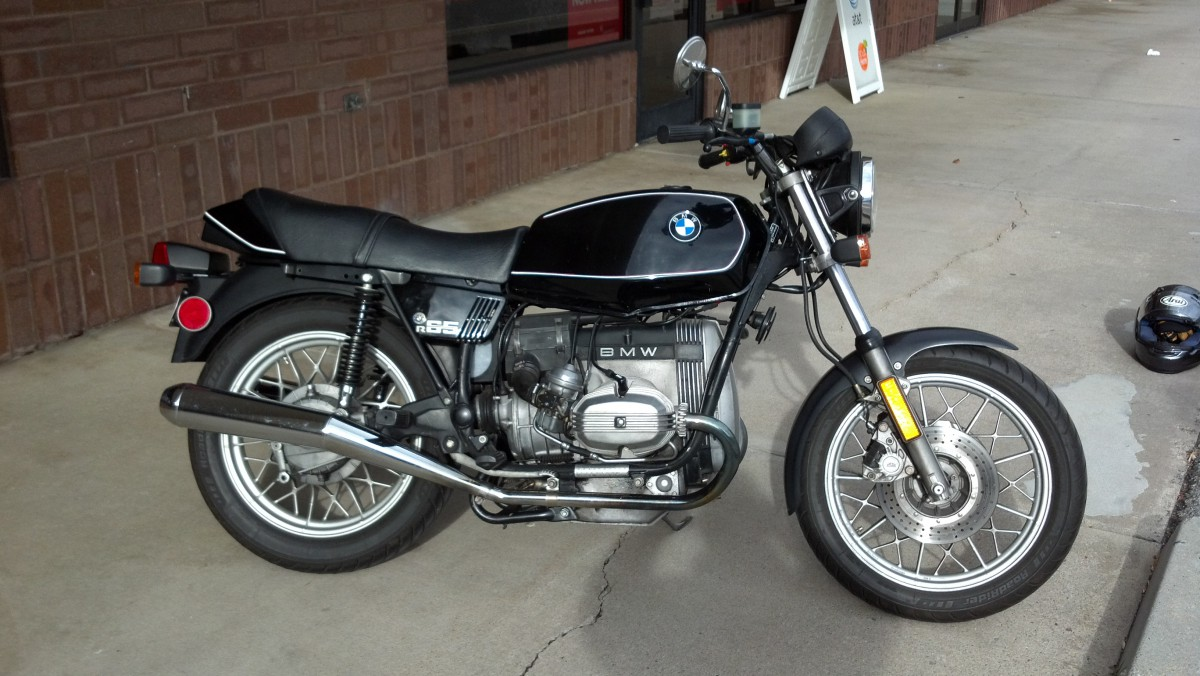 BMW R45 (reduced effect) #10