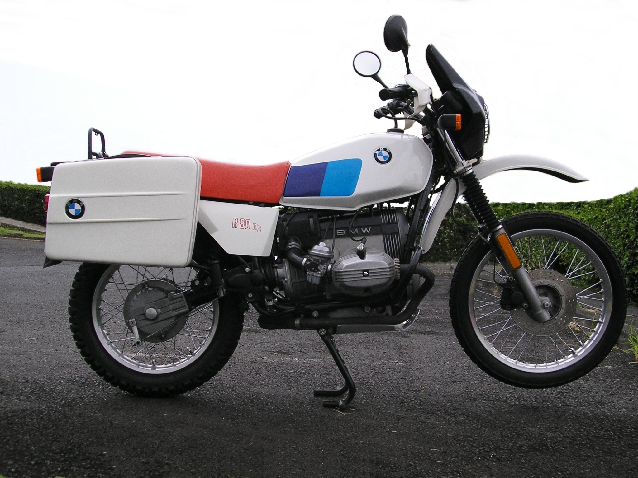 BMW R80GS Basic #10