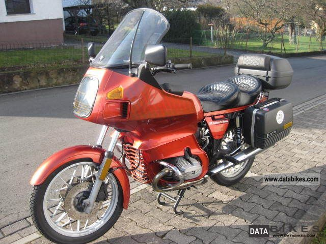 1983 Bmw R80rt Image 6