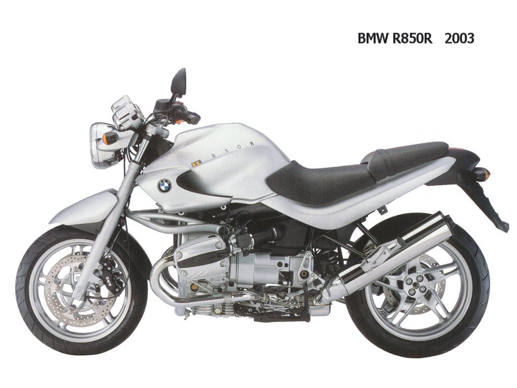 Motorcycle Buyers Guide - BMW R850R, R850R ABS