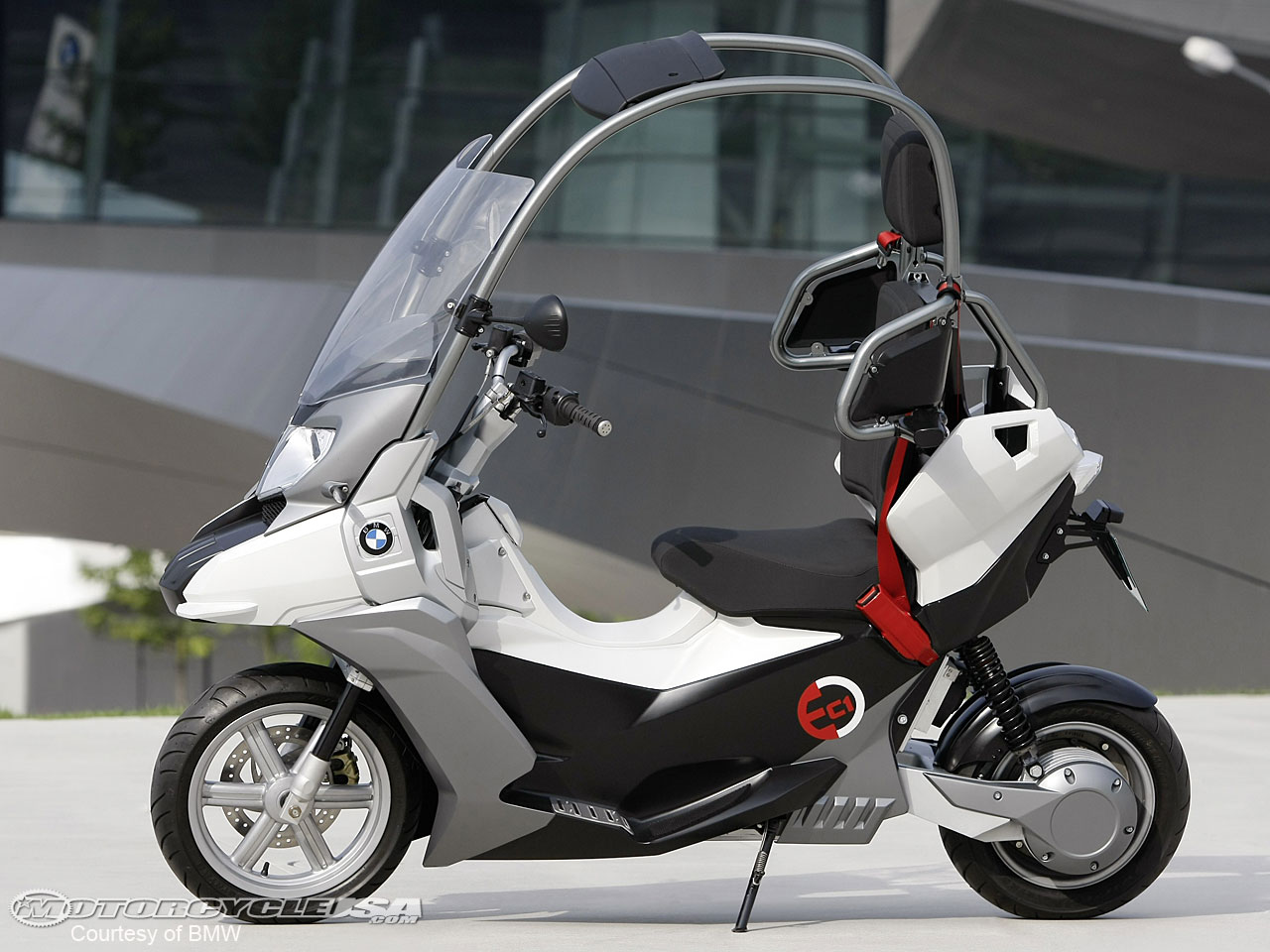 BMW Scooter #11