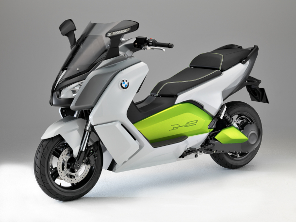 BMW Scooter #12