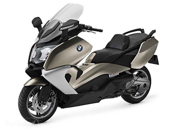 BMW Scooter #3