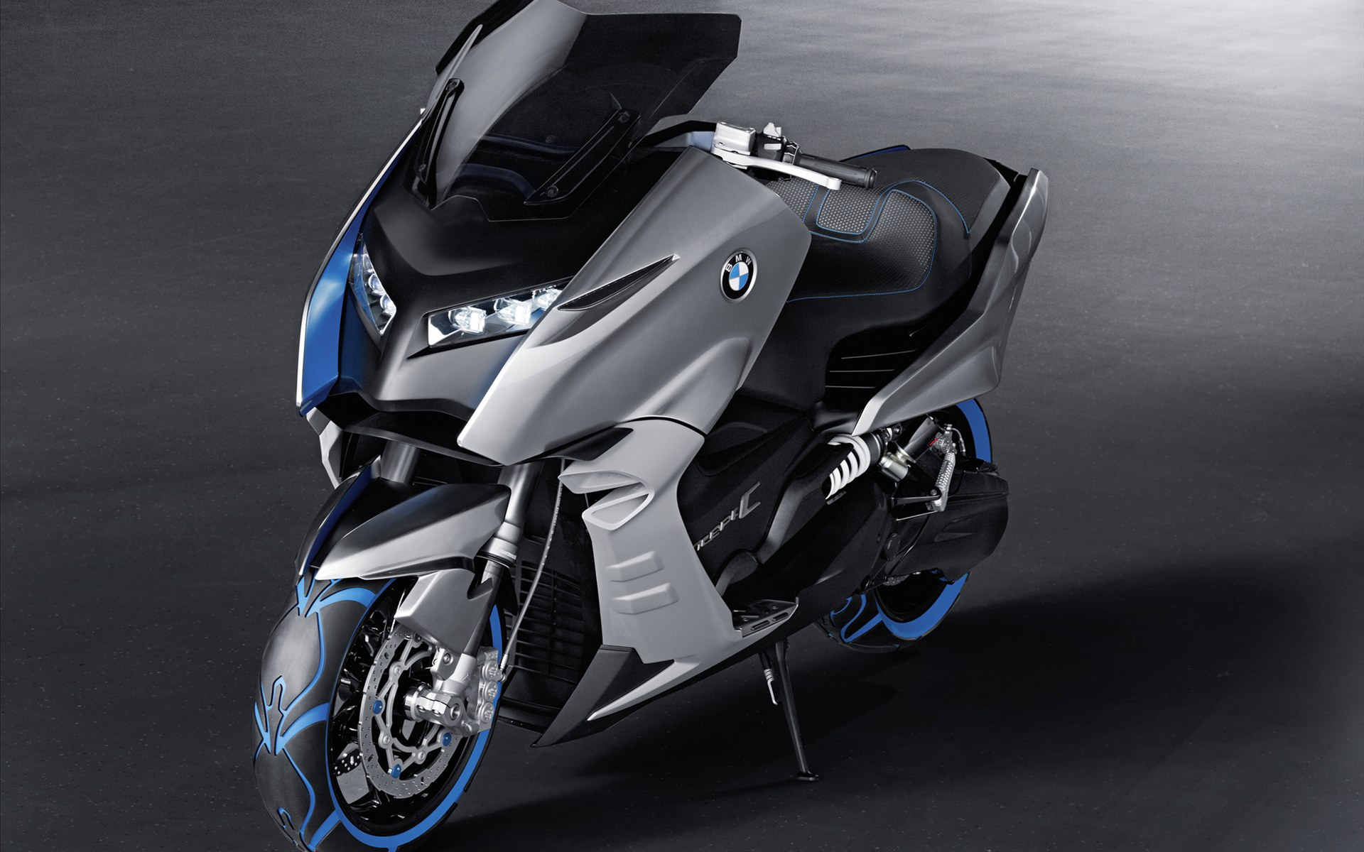 BMW Scooter #5