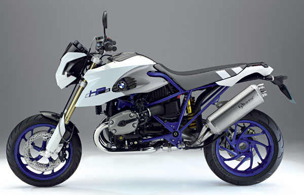 BMW Super motard #9