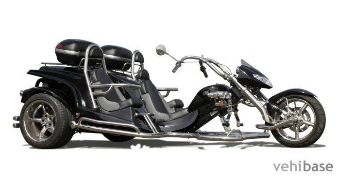 Boom Trikes Fighter X11 Basic 2010 #1