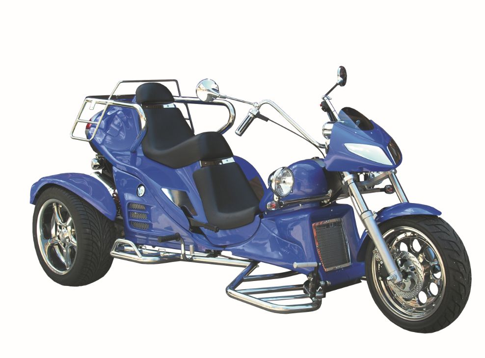 Automatic Motorcycle Trike Trikes Fun 500 Automatic