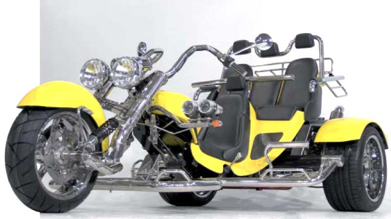 2009 Boom Trikes Muscle Family #1