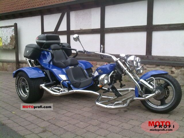 2011 Boom Trikes Muscle Family #6