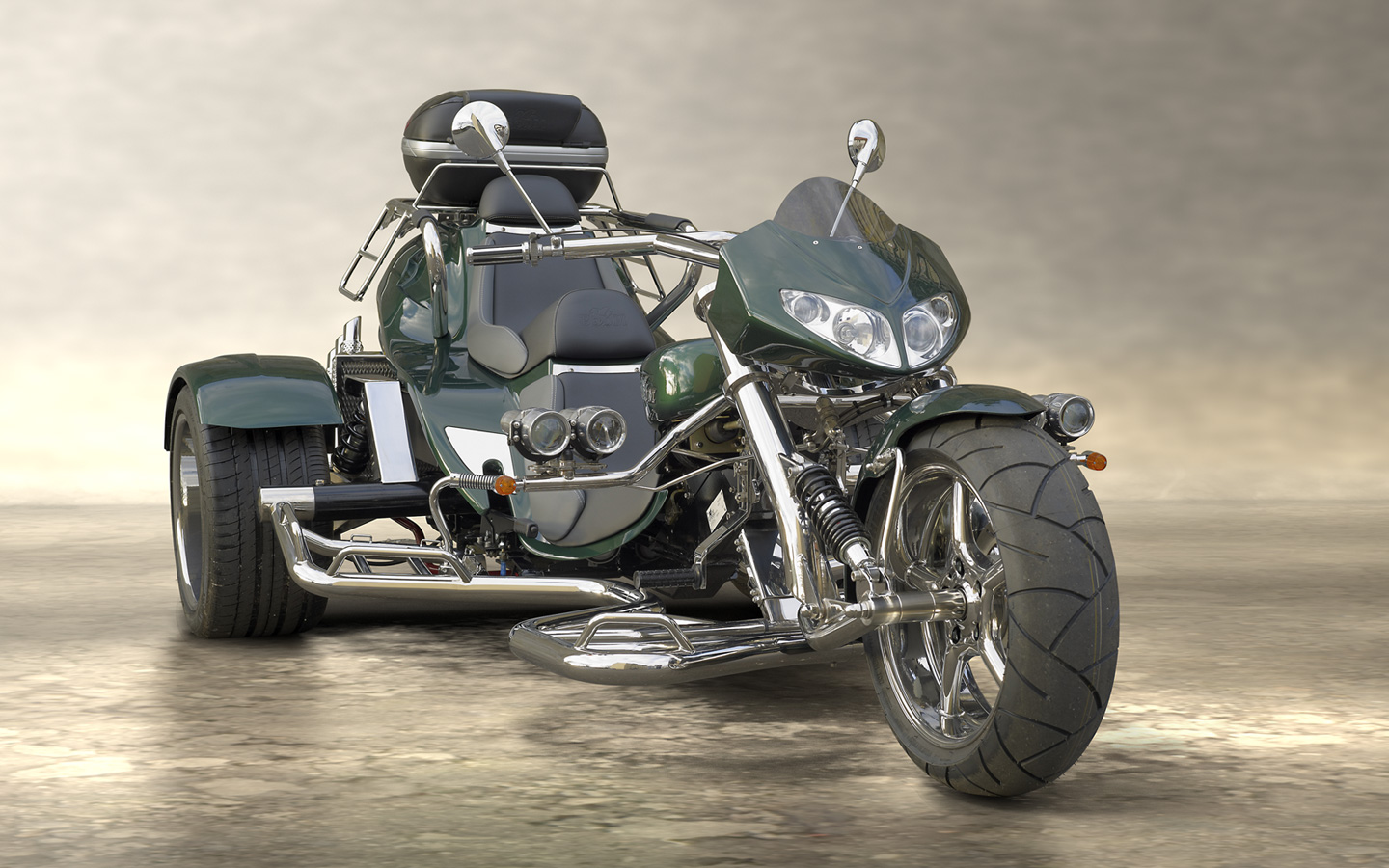 Boom Trikes Mustang ST1 2011 #13