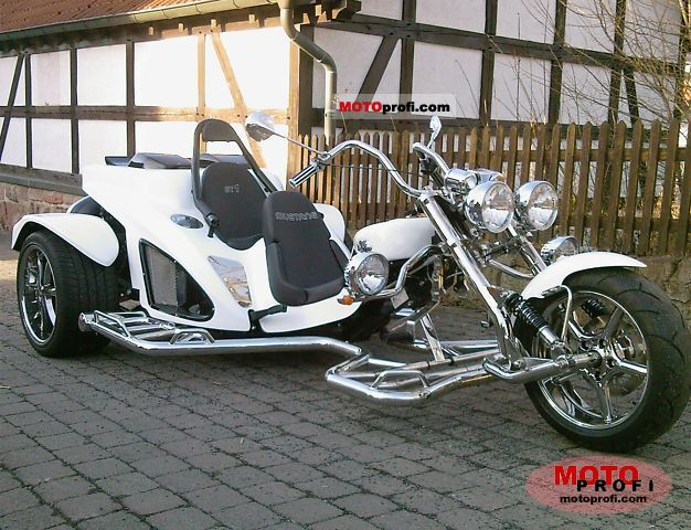 Boom Trikes Mustang ST1 2011 #3