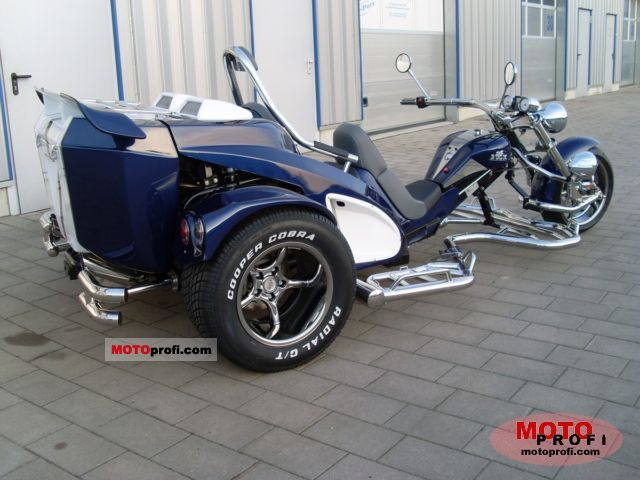 Boom Trikes Mustang ST1 2011 #4