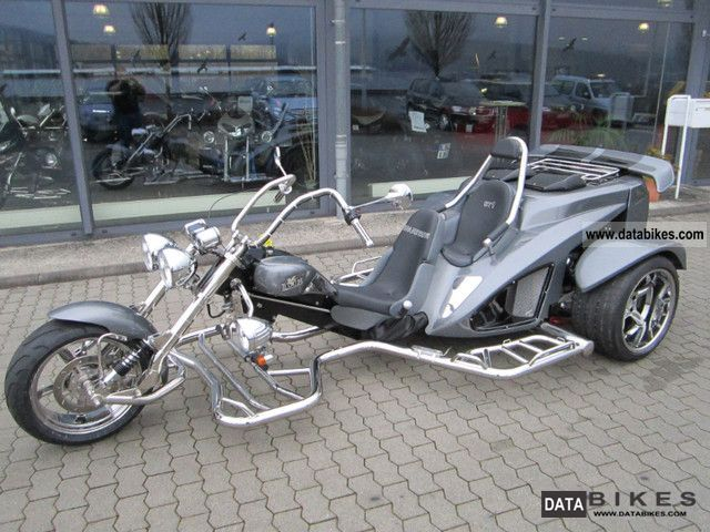 Boom Trikes Mustang ST1 2011 #5