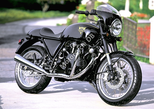 Borile B500CR Cafe Racer #2