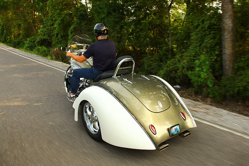 Boss Hoss BHC-9 Coupe 445 Trike #9