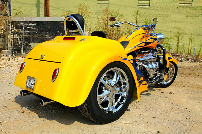 Boss Hoss BHC-9 Coupe 445 Trike #2