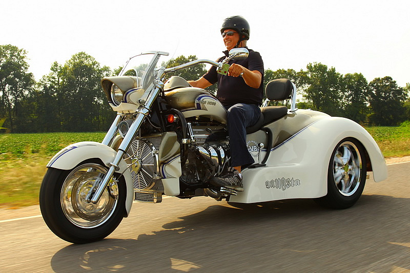 Boss Hoss BHC-9 Coupe 445 Trike #3