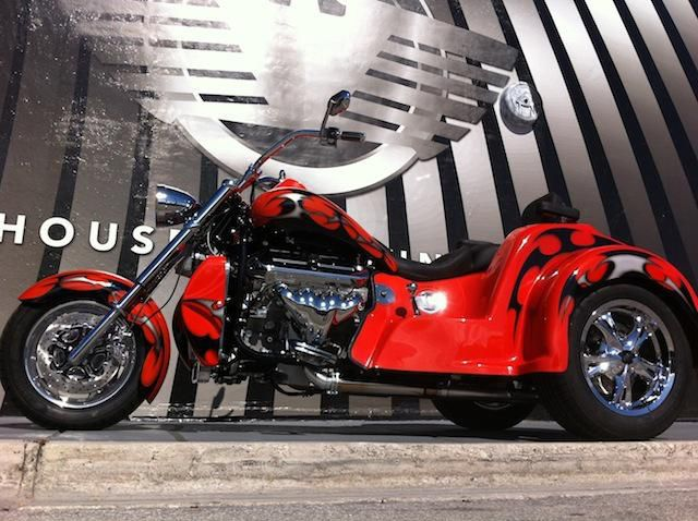 Boss Hoss BHC-9 Coupe 445 Trike #6