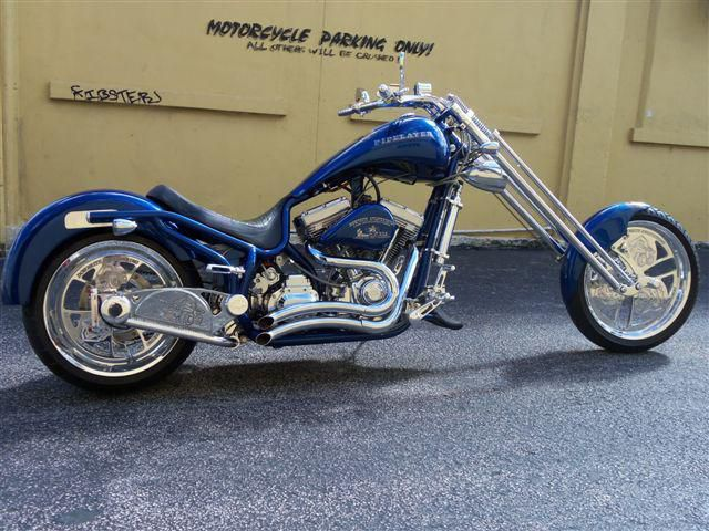 Bourget Fat Daddy Chopper #10