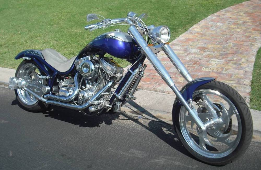 Bourget Fat Daddy Chopper #5
