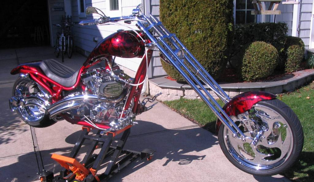 Bourget Fat Daddy Chopper #6