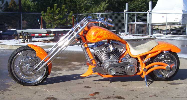 Bourget Fat Daddy Chopper #8