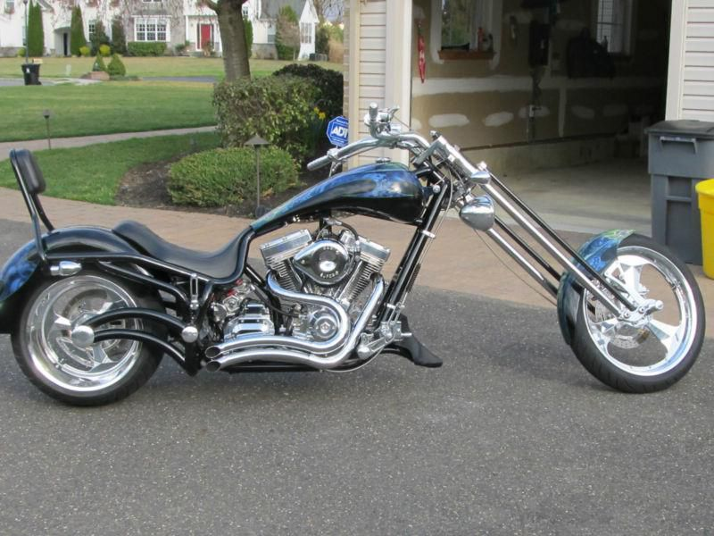 Bourget Fat Daddy Chopper #9